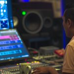sound-engineer-working-at-a-recording-studio